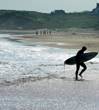 "There Goes The Neighborhood: The New York Times Dubs Montauk ""High-End"""