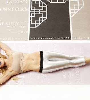 Tracy Anderson's Ab Workout for goop