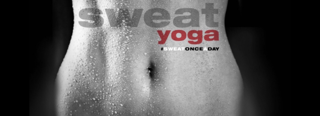 Sweat It Out With Sweat Yoga