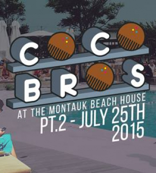 CocoBros Poolside Playlist