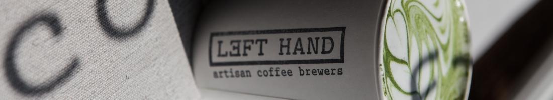 ARTisanal Brews via Left Hand Coffee