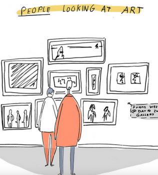 NY Mag's Comic Guide to The Frieze Art Fair (Gallery)