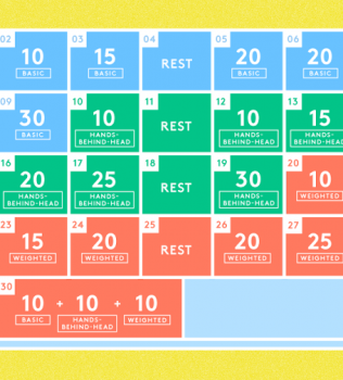 Squat It Like It's Hot – 30 Day Challenge