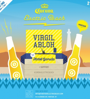 Corona Electric Beach Is Bringing The Party This 4th Of July Weekend (2016)